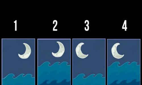 Bức vẽ ánh trăng tiết lộ bạn có trí tuệ sắc bén hay không