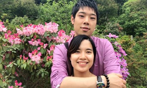 Chàng trai Nhật mất 4 tháng để học nói câu xin phép yêu cô gái Việt