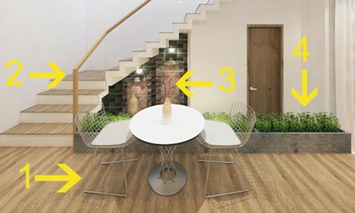 Được miễn phí thiết kế, chủ nhà nhận bản vẽ cầu thang có tới 4 lỗi