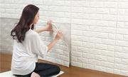Có nên dùng xốp dán lên tường bị ẩm mốc?
