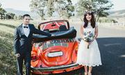 Cô dâu làm đám cưới đẹp với giá rẻ bằng 1/5 bình thường