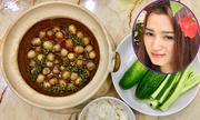 Cô vợ Sài Gòn thành 'siêu đầu bếp' sau lần bị bạn chồng chê
