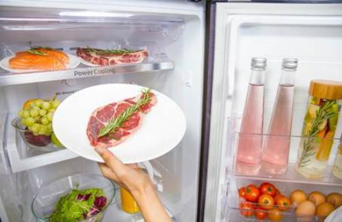 Công nghệ cấp đông mềm Power Cooling giúp Thạch tiết kiệm đáng kể thời gian nấu ăn.