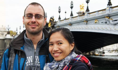 Cô kiểm toán người Việt chọn được chồng tốt qua một phép thử