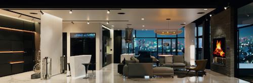 Giữa thành phố đô thị chật chội, mật độ xây dựng dày đặc, căn hộ penthouse là lựa chọn phù hợp cho các gia đình có điều kiện kinh tế.