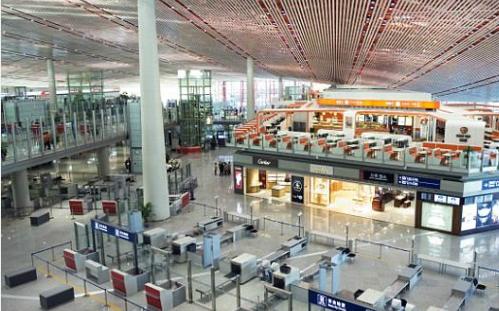 Bộ phận an ninh sân bay đã nhiều lần nói ông rời đi nhưng ông Wei vẫn kiên quyết bám trụ nơi này.