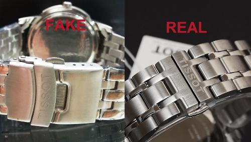 4 mẹo phân biệt đồng hồ thật hay hàng nhái - 4