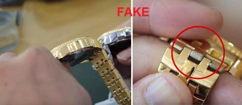 4 mẹo phân biệt đồng hồ thật hay hàng nhái - 2