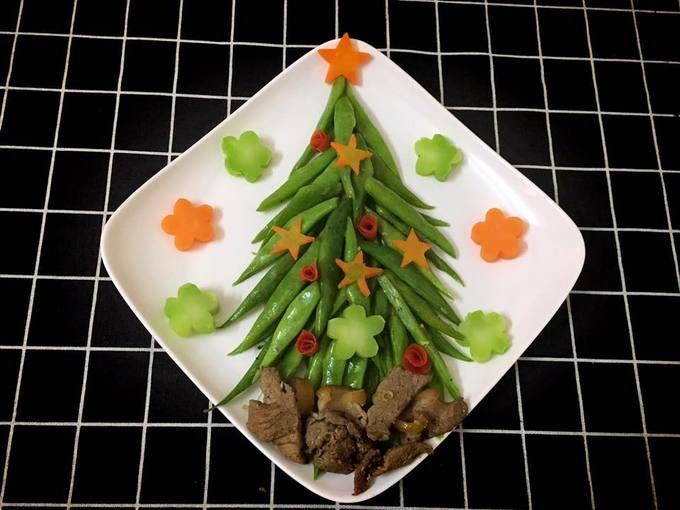 Cô gái Phú Thọ bày món đẹp khiến người nhà 'không nỡ ăn'