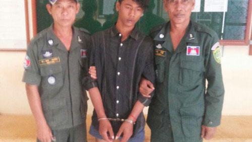 Kẻ hiếp dâm là người cùng làng với cô dâu chú rể, đối mặt với mức án từ 5 tới 10 năm tù. Ảnh:phnompenhpost.