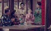 NSND Ngọc Giàu đóng phim ngắn về sự cô đơn của người lớn dịp Tết