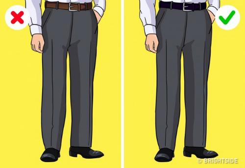 Những quy tắc mặc đồ lúc nào cũng sang trọng - 3