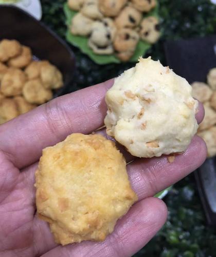 Tự làm bánh quy phô mai thơm lừng nhâm nhi đầu xuân - 2