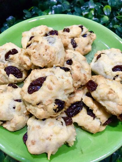 Tự làm bánh quy phô mai thơm lừng nhâm nhi đầu xuân