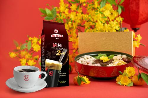 Cà phê là một trong những quà tặng sang trọng.