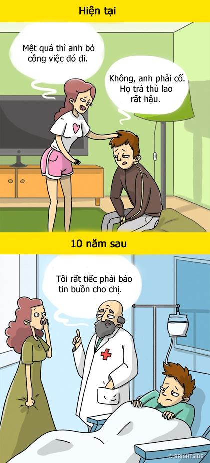 10 thói quen không sửa ngay đời bạn sẽ xuống dốc - 3
