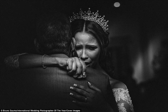 Những bức ảnh cưới đẹp nhất thế giới năm 2017