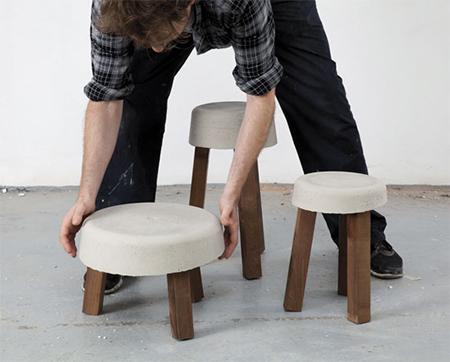 Gia chủ cũng có thể lựa chọn kích cỡ ghế hoặc kiểu dáng chân, kích thướcbề mặt ghế tùy thích.