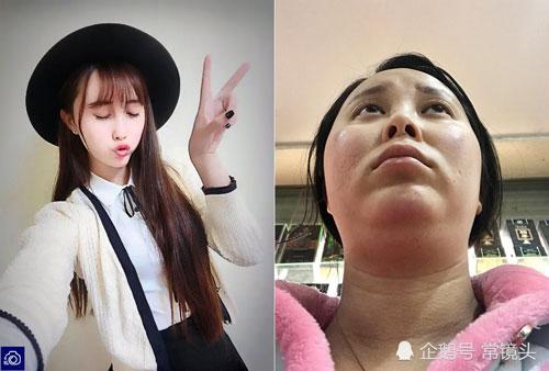 Trên mạng xã hội Weibo Trung Quốc, các bà mẹ thi nhau khoe loạt ảnh nhan sắc thiên nga - vịt bầu thời con gái và khi mang bầu, sinh con.