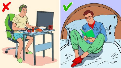 Những điều tưởng làm buổi sáng tốt hóa nên để dành tới tối - 7