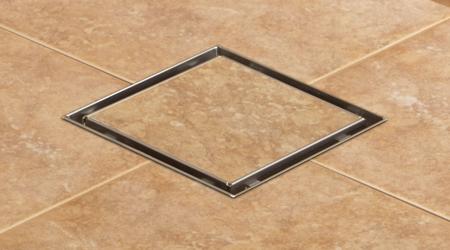 Ngoài mẫu dạng thanh dài, bạn có thể thay phễu kim loại bằng phễu dạng gạch bông.