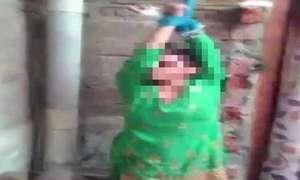 Chồng quay video đánh vợ gửi thông gia để đòi hồi môn
