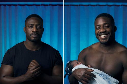 Khoảnh khắc của đàn ông trước và sau khi làm bố - 1