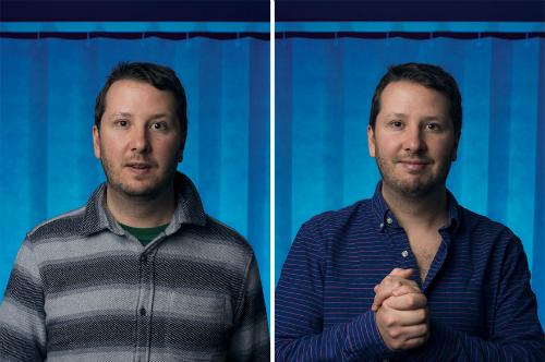 Khoảnh khắc của đàn ông trước và sau khi làm bố - 3