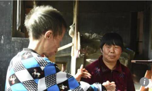 Sau khi chồng qua đời, mình bà Wu chăm bố mẹ chồng và thêm người hàng xóm. Ảnh: Scmp.