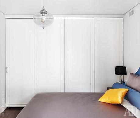 Căn hộ 30 m2 sang trọng hơn nhiều nhờ các chi tiết nhỏ