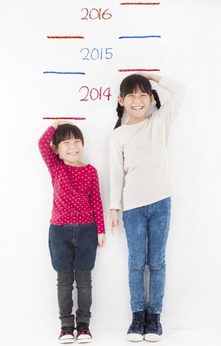 Protein giúp trẻ phát triển tầm vóc và trí tuệtrong những năm đầu đời.
