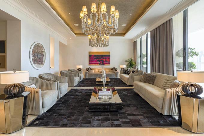 Chung cư cho người siêu giàu ở Dubai