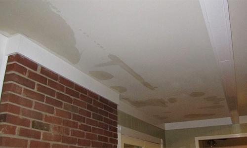Tất cả các ngôi nhà đều cần xử lý chống thấm ngay từ khi thi công. Ảnh minh họa: WM.