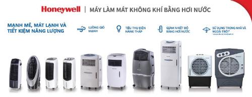 Honeywell mang đến nhiều sản phẩm máy làm mát không khí bằng hơi nước trên thị trường, dùng cho nhiều không gian sinh hoạt khác nhau.