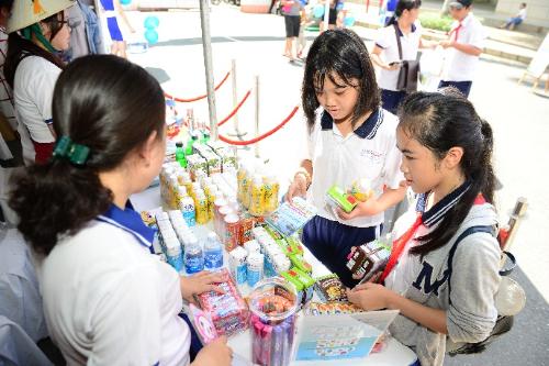 20.000 phần quà dành phát tặng cho tất cả các bé đến tham gia chương trình.