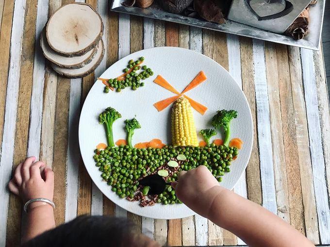 Những bữa ăn mẹ Việt làm cho con 20 tháng khiến người lớn cũng thèm