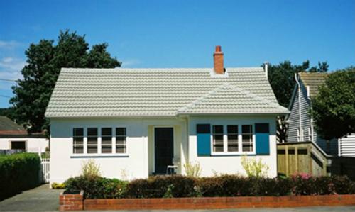 Sống 6 nămtrong ngôi nhà đãmua, người đàn ông mới phát hiện mình không phải là chủ. Ảnh:Heritage New Zealand.