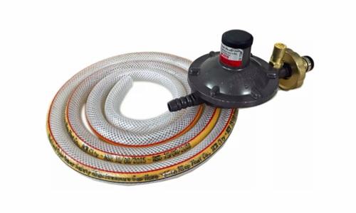 Van khóa an toàn cho bình gas (hình minh họa)