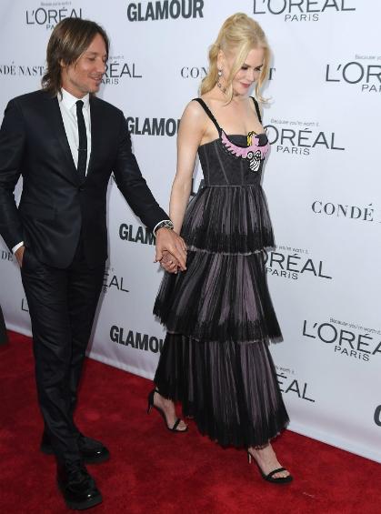 Nicole Kidman và Keith Urban đã có hơn 10 năm hôn nhân và vẫn hạnh phúc. Họ có thần thái tương tự nhau.