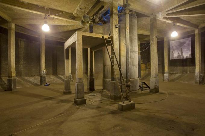 Tháp nước bỏ hoang biến thành nhà sang triệu đô