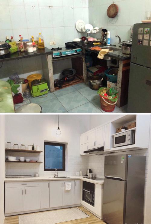 Người vợ trẻ sửa nhà ở Hải Phòng hết 200 triệu