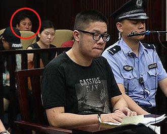 Trương trong phiên tòa xét xử tội lừa đảo mới đây - Ảnh:Sina.