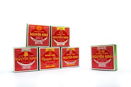 Đặc sản gia truyền 150 năm bánh cốm Nguyên Ninh - 1
