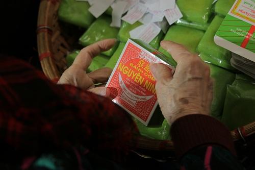 Đặc sản gia truyền 150 năm bánh cốm Nguyên Ninh - 3