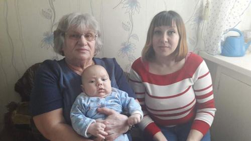Sau 30 năm, bà Zoya đã tìm được con gái ruột của mình là Lucia.