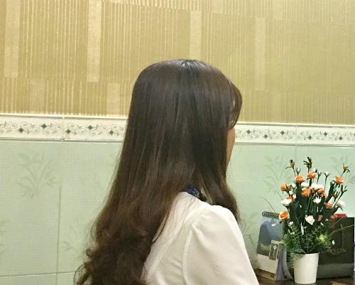 Chị Dung cho biết dù rất buồn bị bị hủy hôn, nhưng lại thấy may mắn khi không từ bỏ quyết định của mình.