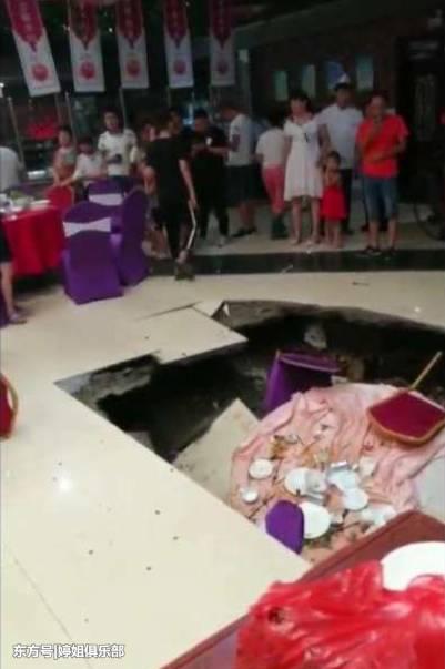Tai nạn hy hữu khiến 6 người gặp hoạ khi đang ăn cưới ở khách sạn - 1