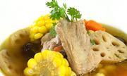 Món hầm nhanh mềm, ngọt thơm với nồi sứ dưỡng sinh