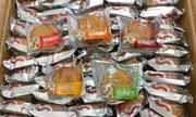 Bánh trung thu Trung Quốc 3.000 đồng rao bán tấp nập