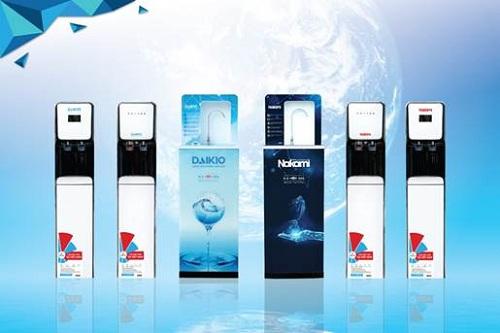Máy lọc nước cho ra nguồn nước uống trực tiếp, không cần đun sôi.